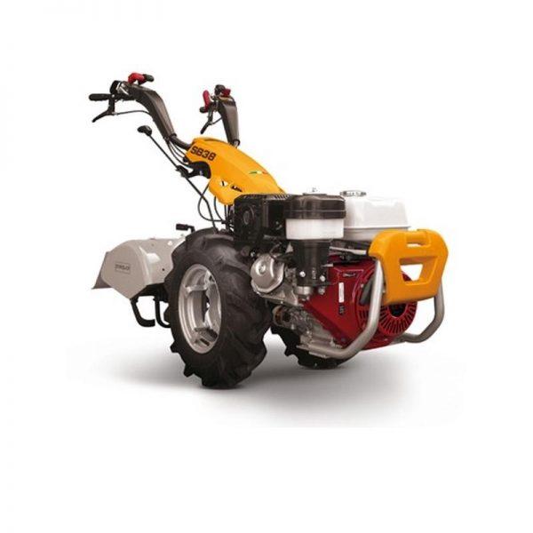 2b38 powersafe walking tractor 600x600 - SB38 Petrol Powered PowerSafe