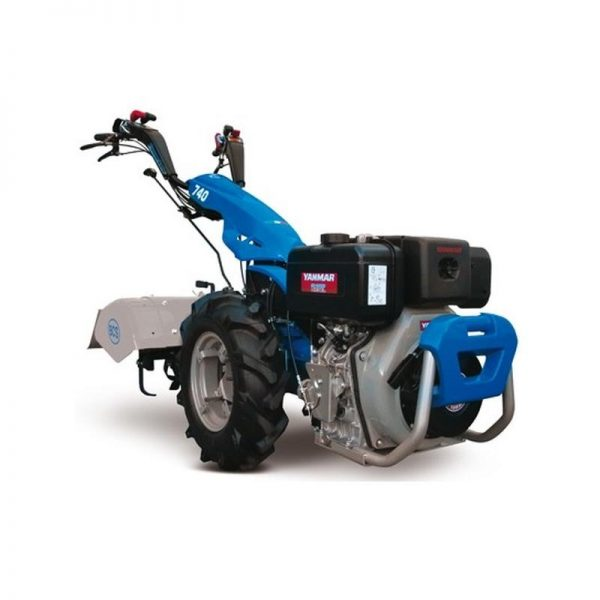 bcs 740 powersafe walking tractor 600x600 - 740 Diesel Powered PowerSafe